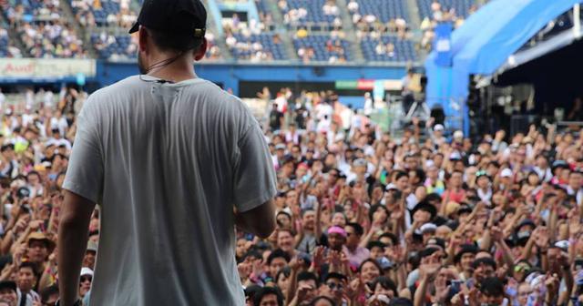 画像: 【ライブレポート】Mike Shinoda、盟友 Chester の死を乗り越え5年ぶりに幕張に登場!