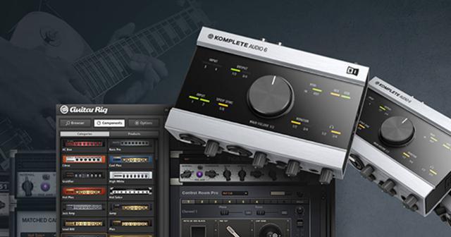画像: Native Instrumentsが作曲・録音を始めたいギタリストに最適なDTM STARTER CAMPAIGN実施