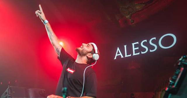 画像: Alesso がノスタルジックなプログレッシヴ・ハウス・セットを Creamfields で披露!