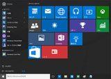 画像: Windows10 スタートメニュー