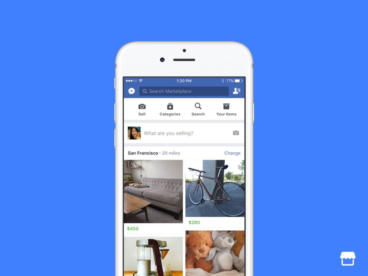 画像: Introducing Marketplace: Buy and Sell with Your Local Community   Facebook Newsroom