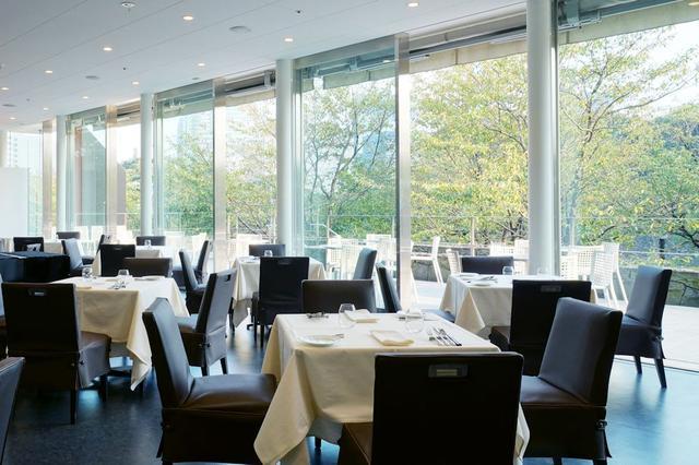 画像: レストラン | 東京国立近代美術館