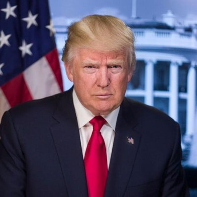 画像: President Trump on Twitter twitter.com