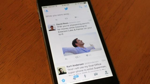画像: Twitterのプロフィール写真変更がワンタッチでツイートできる―ハッシュタグも自動付与 | TechCrunch Japan