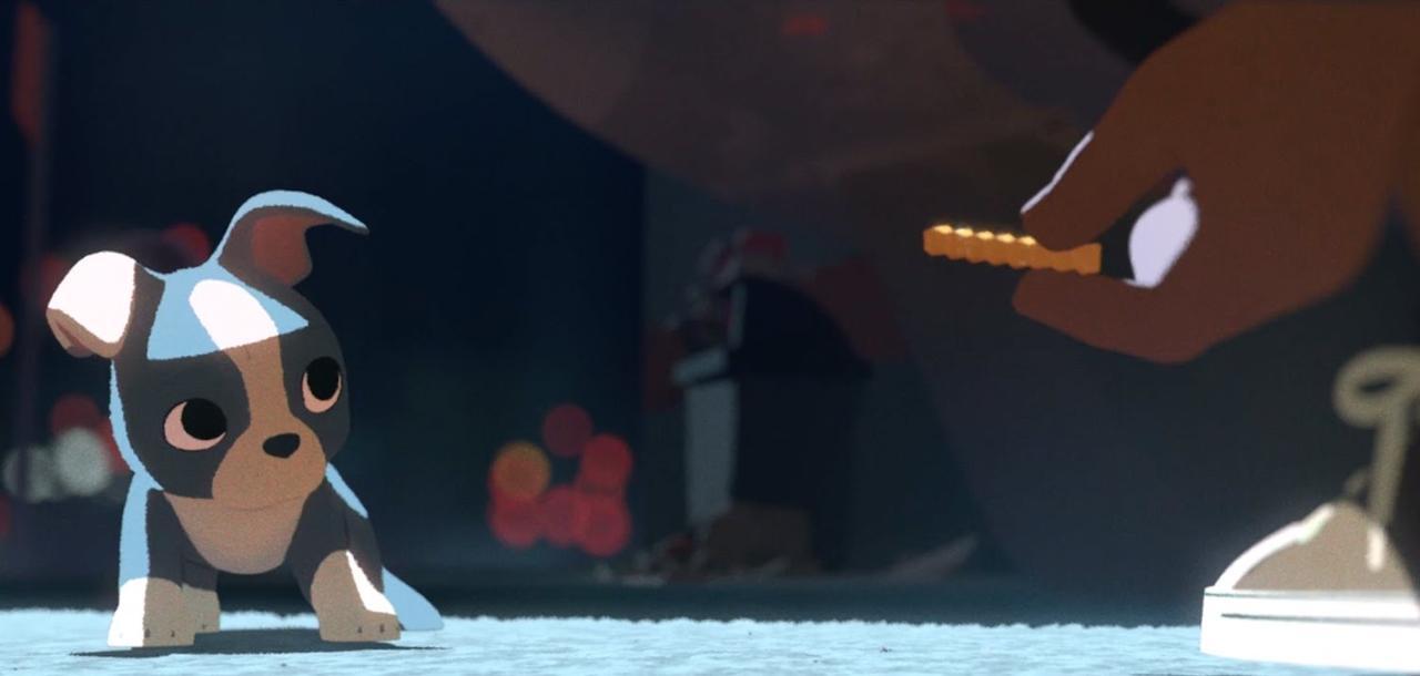 画像: Disney's Feast - Special Look www.youtube.com