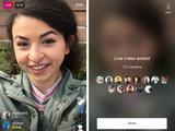 画像: Instagram、ライブ動画をデバイスに保存可能に