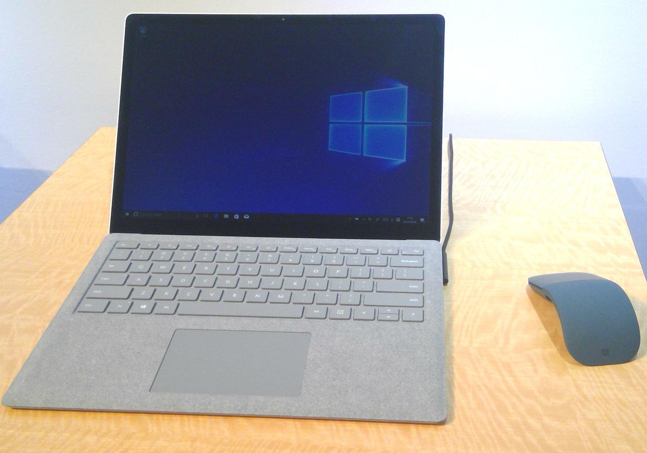 画像1: Surface Laptop「自分らしさを表現するノートPC」
