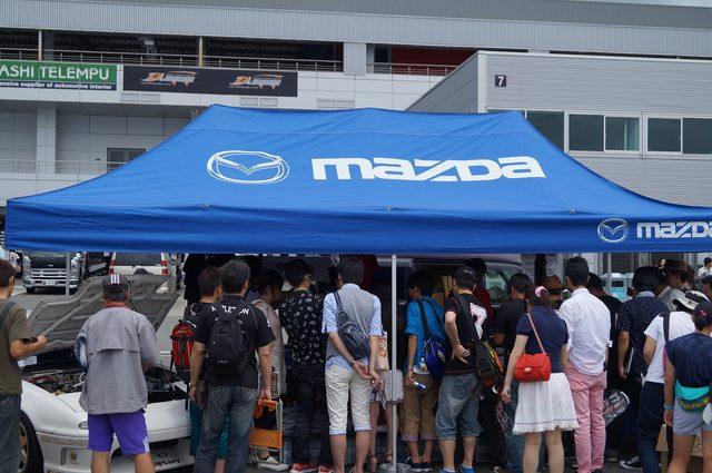 画像4: 7/12 MOTOR GAMES「マツダフェスタ」開催!