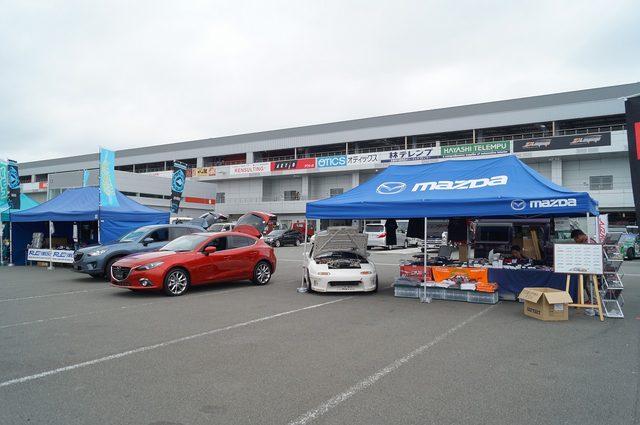 画像2: 7/12 MOTOR GAMES「マツダフェスタ」開催!