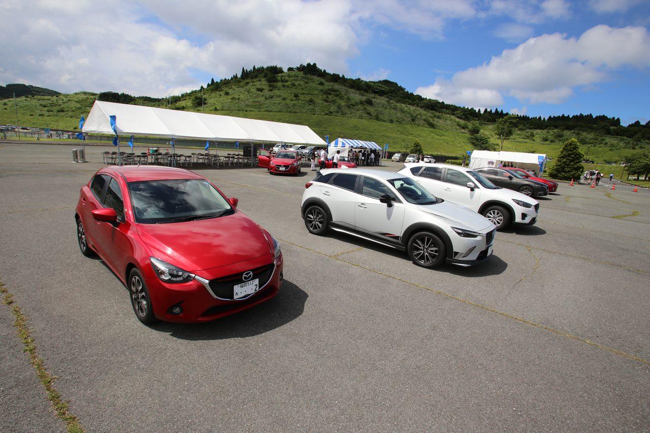 画像1: 新型車両体験試乗会、ドラポジ講座、もの造り展示も開催