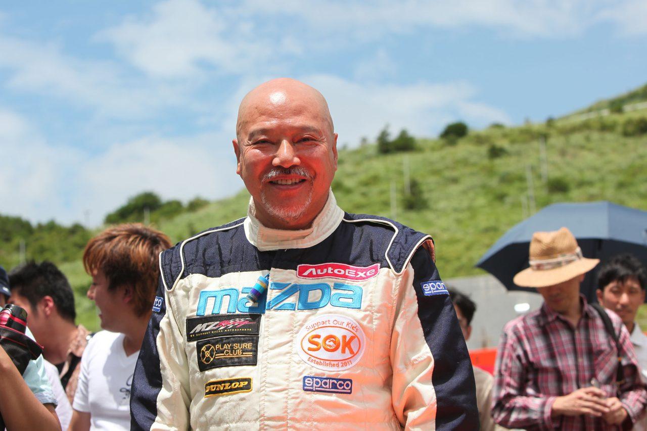 画像3: 注目を集めた787Bのデモラン、ドライバーはミスタールマンこと寺田陽次郎さん