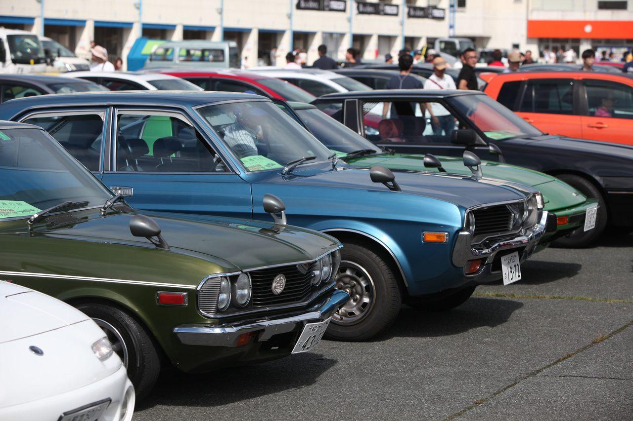 画像5: 200台を超えるマツダ車が結集!マツダファン九州ミーティング 2015 in AUTOPOLIS