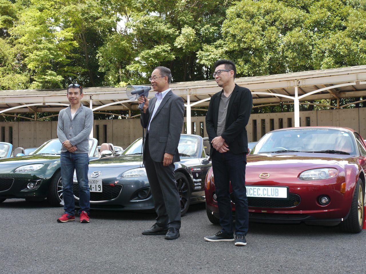 画像: 左から、出来さん・貴島さん・中牟田さん。