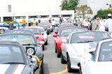 画像1: 9月5日、メディア対抗4時間耐久レースイベント内で開催された「MZRacing Roadster Meeting」の様子をお届けします!