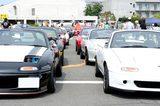 画像2: 9月5日、メディア対抗4時間耐久レースイベント内で開催された「MZRacing Roadster Meeting」の様子をお届けします!