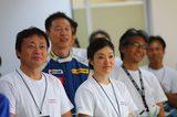 画像1: スポーツカー主査連合チーム  ホンダの山中恭子さん