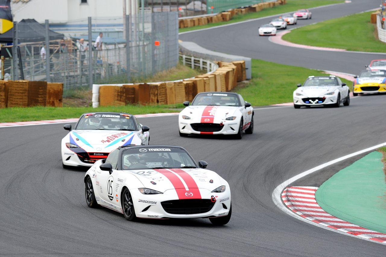 画像5: スポーツカー主査連合チーム  ホンダの山中恭子さん