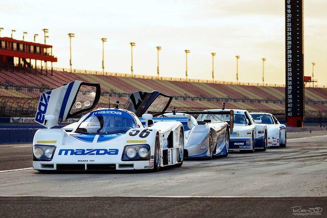 画像: MZ Racing(エムゼット レーシング) マツダモータースポーツ情報サイト - 約4,000人のロータリーファン、セブンストック17に集結
