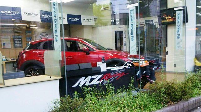 画像: 関東マツダ 荻窪店でもスポーツフェア開催中!