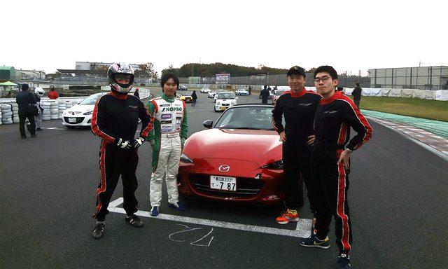 画像: 左から、MZR 福田 信秀、NOPRO 野上達也さん、 大塚 智二朗さん、藏人 脩平さん