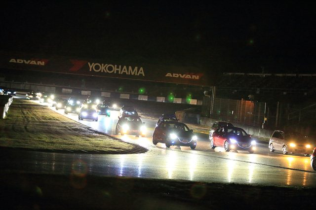 画像2: MAZDA FAN FESTA 2015 in OKAYAMA「A.M.O.A with MZRacing Parade Run」参加者レポート!