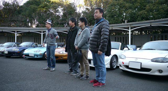 画像4: イベントレポ:NB Roadster Meeting 〜 NBも頑張ろう! 〜 in マツダR&D横浜」
