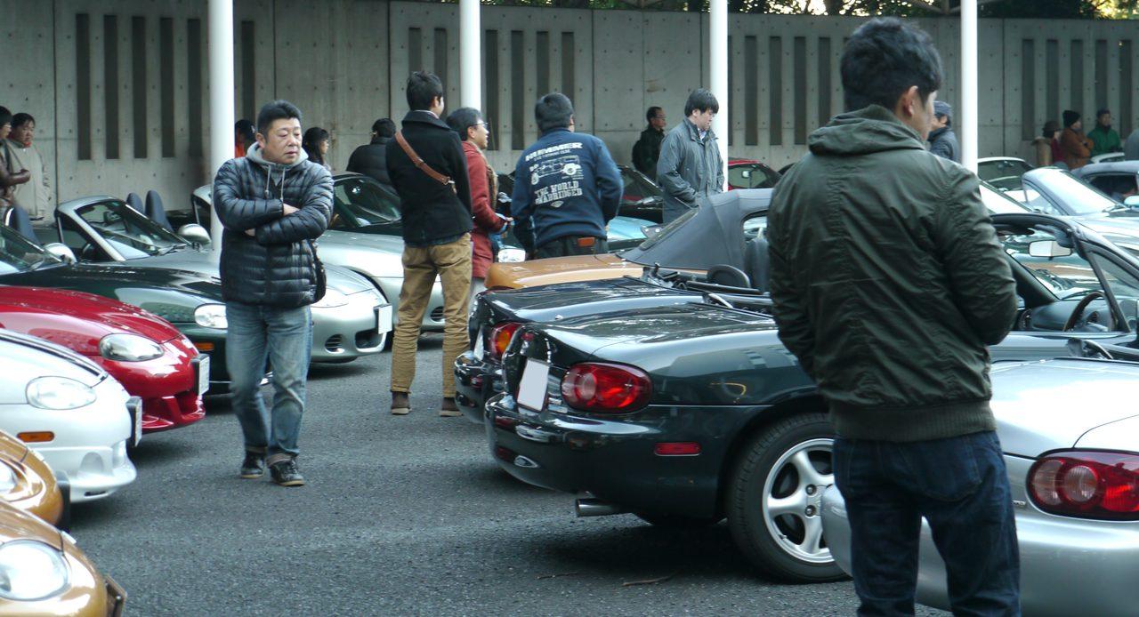 画像3: イベントレポ:NB Roadster Meeting 〜 NBも頑張ろう! 〜 in マツダR&D横浜」
