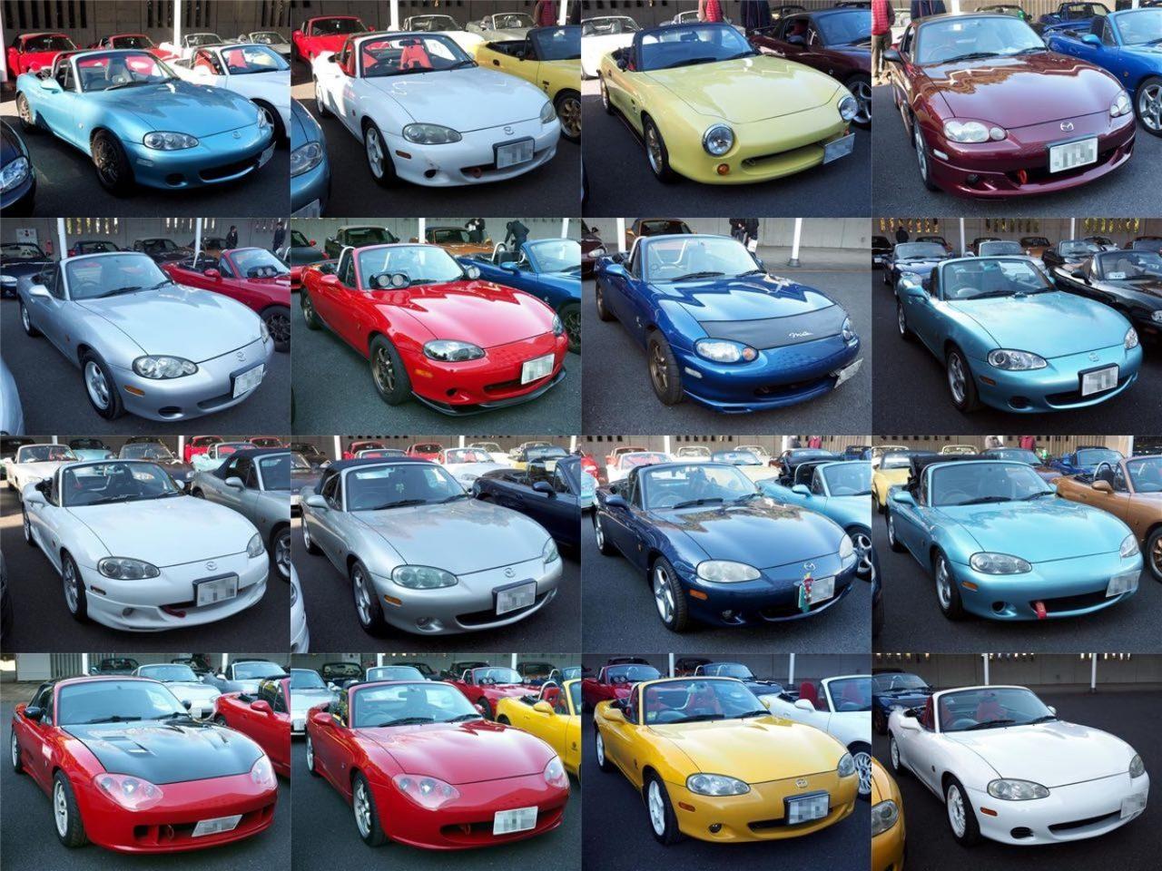 画像: 1月10日(日)NB Roadster Meeting ~NBも頑張ろう!〜 レポート | ディーテクニック WEBビルディング|自動車の総合コンサルティングサイト