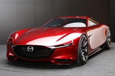画像: 東京国際カスタムカーコンテスト2016 コンセプトカー部門 最優秀賞 Mazda RX-VISION