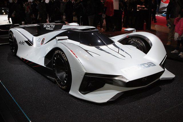 画像: 【東京オートサロン2016】東京モーターショーで評判だったRX-VISIONがオートサロンに登場 - 【モーターショー】ニュース - carview! - 自動車