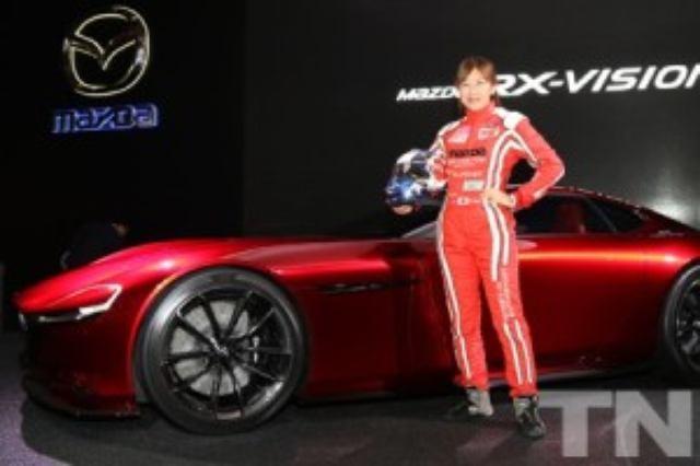 画像: 井原慶子、セブリング12時間レースにマツダ・モータースポーツから参戦-TopNews F1 | 自動車 | ニュース | 速報 | 日程結果