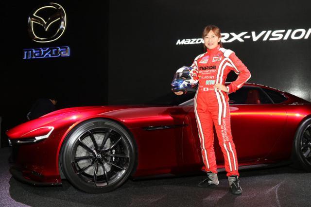 画像: マツダ・モータースポーツより、レーシングドライバー井原慶子さんが「セブリング 12 時間レース」に参戦(オートックワン) - Yahoo!ニュース
