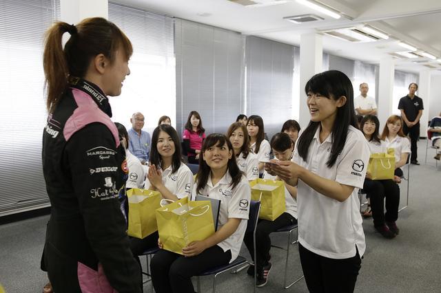 画像6: マツダ×井原慶子さん、女性レーサー育成プロジェクト2期生の募集を開始!