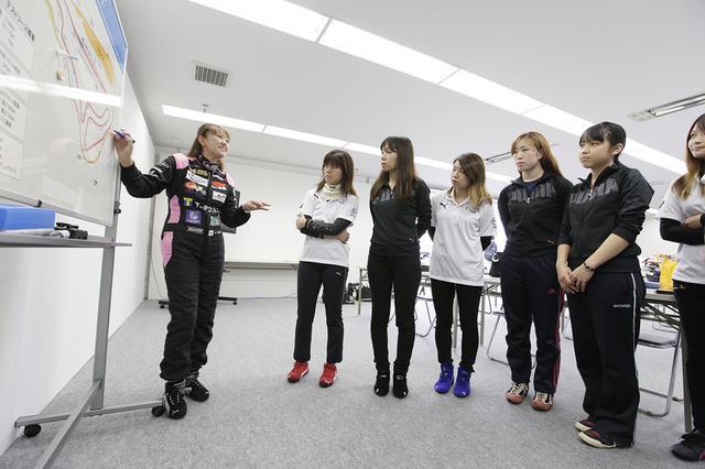 画像3: マツダ×井原慶子さん、女性レーサー育成プロジェクト2期生の募集を開始!