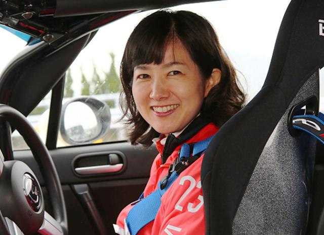 画像: 【MAZDA】突然目の前に「夢」が降りてきた感じです - Mazda Women in Motorsport Project 2015|Experence|Be a driver.