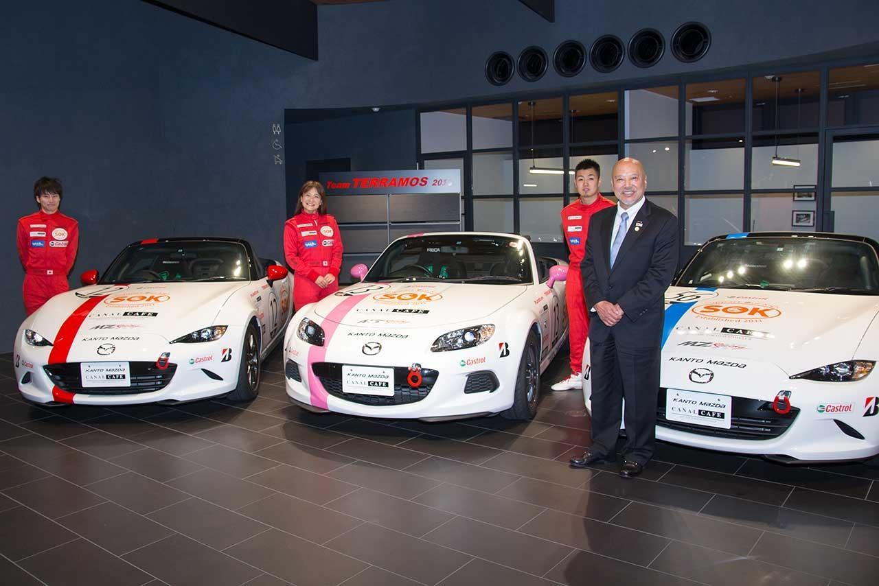 画像: ミスター・ル・マン率いるTeam TERRAMOSが体制発表。「若者の見本となるドライバー育成」 | AUTO SPORT web(オートスポーツweb)
