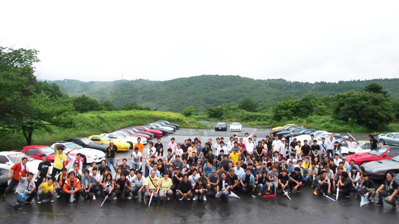 画像3: 2010年にスタートした毎年約100台が集まるイベント!