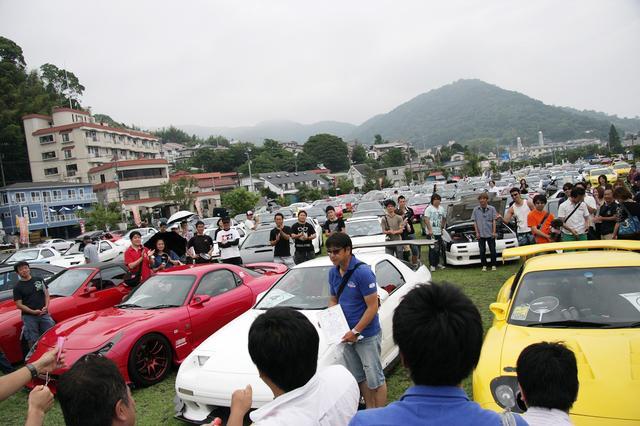 画像3: ロータリーエンジン大集合「静岡セブンデイ」イベントレポート