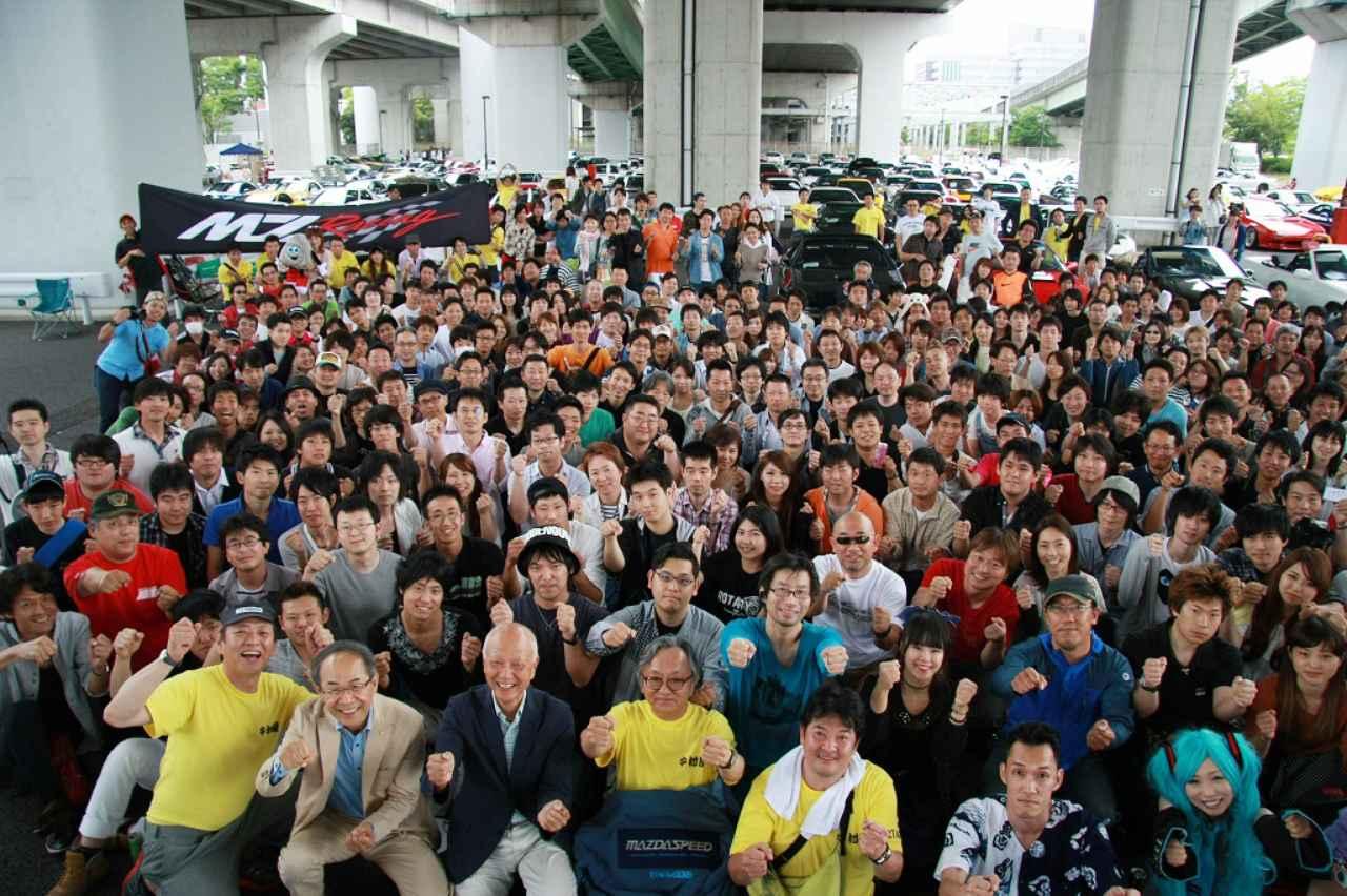 画像1: RX-7の祭典「りんくう7DAY」イベントレポート