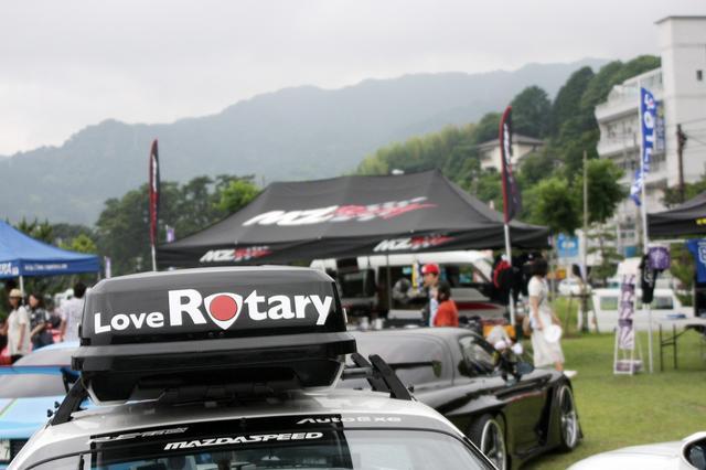 画像4: ロータリーエンジン大集合「静岡セブンデイ」イベントレポート