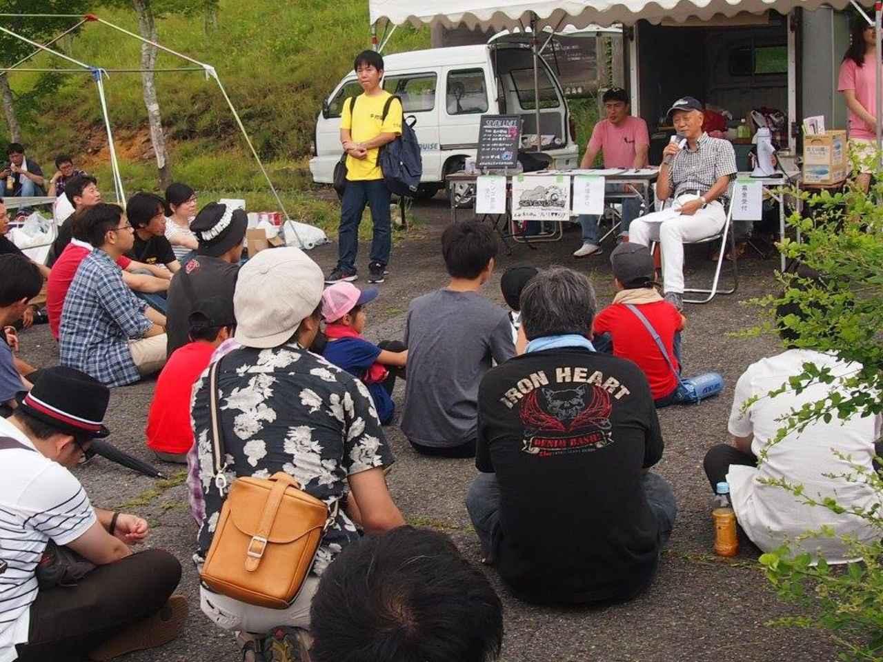 画像2: 元RX-7開発主査の小早川隆治氏も参加