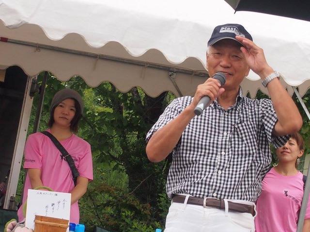 画像1: 元RX-7開発主査の小早川隆治氏も参加