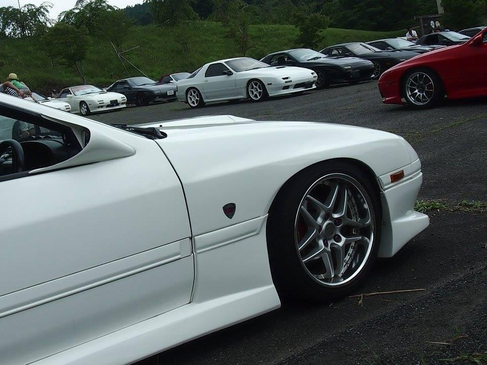 画像1: 今年は152台のロータリー車が集結!