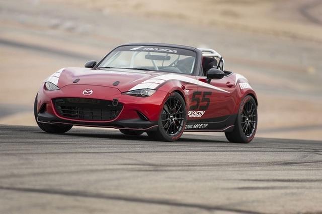 画像: マツダ、ロードスターをベースとした車両のレースイベントに協賛|ニフティニュース