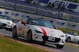 画像: MZRacing(エムゼット レーシング) マツダモータースポーツ情報サイト - パーティレース東日本、NDシリーズは梅田が堂々の開幕2連勝