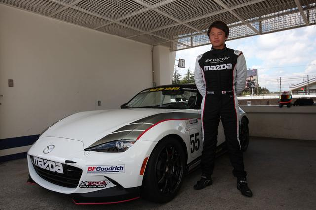 画像: 【GLOBAL MX-5 CUP】 世界に挑む大学生レーサー / University Student to Take on the World in the Global MX-5 Cup www.youtube.com