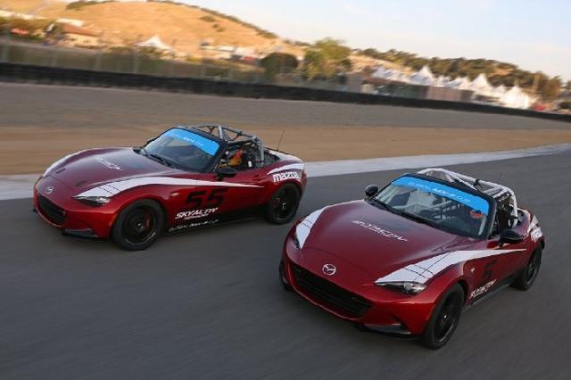 画像: マツダ「グローバル MX-5カップ」レースカーの価格は約635万円 - Autoblog 日本版