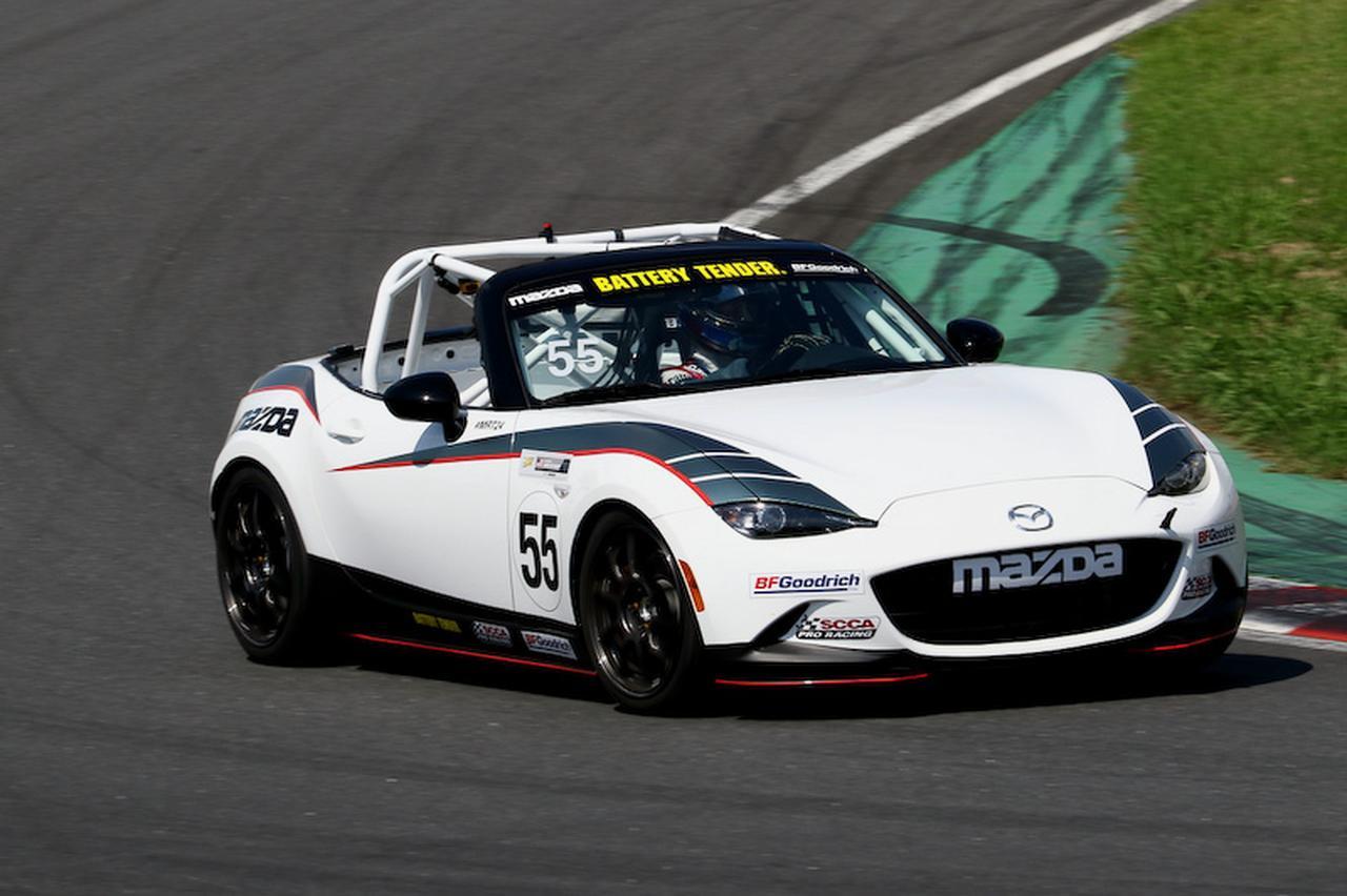 画像: NDロードスターのワンメイクレース「グローバル MX-5 カップ ジャパン」の参戦マシン試乗会レポート