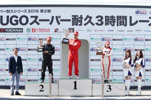 画像: MZRacing(エムゼット レーシング) マツダモータースポーツ情報サイト - パーティレース北日本、鎌倉が2連勝で初タイトルへ前進