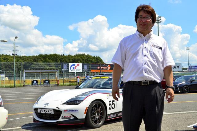 画像: 販売代理店となるキャロッセに訊いた、グローバルMX-5カップカーを取り扱ったワケ|ニフティニュース